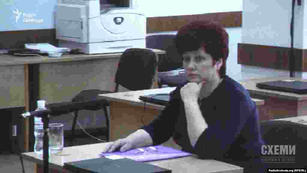 Суддя Ольга Капічон (Капічон Ольга Миколаївна, Апеляційний суд Київської області)
