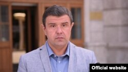 Никола Мицевски, пратеник од ВМРО-ДПМНЕ