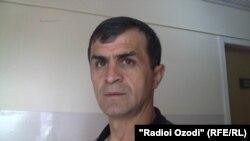 Нӯъмон Мирзоев, падари Шаҳбол.