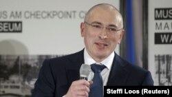 Ходорковский дар Берлин