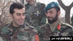 د افغانستان دفاع وزارت مرستیال ویاند فواد امان