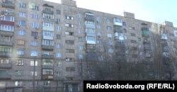 Багатоповерховий будинок у Донецьку