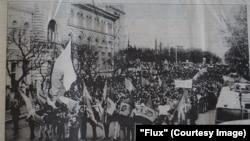 Anul 1995 văzut de principalele ziare de la Chişinău