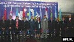МДҲ ТИВнинг Душанбе шаҳридаги учрашуви, 4 октябр 2007 йил