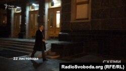 Віктор Капустинський, тимчасовий виконувач обов'язків керівника апарату Верховного суду