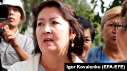 Раиса Атамбаева.