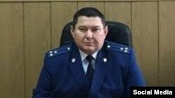 Погибший прокурор Засвияжского района Ульяновска Марс Шарафутдинов