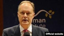 U.S.Ambassador to Afghanistan James Cunningham