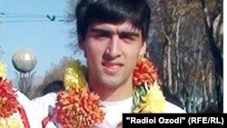 Фарҳод Неъматов, варзишгари тоҷик