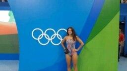 Kosovo: Rita Zeqiri, a swimmer from Kosovo