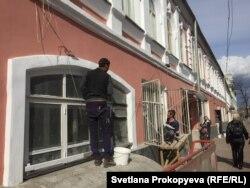 Ремонт фасадов в Нижнем Новгороде