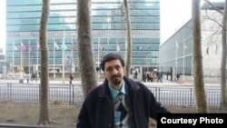 Iran security forces arrested Sharmin Meymandinejad, the Imam Ali Society (Society of Students Against Poverty NGO) on June 21, 2020. Undated photo.