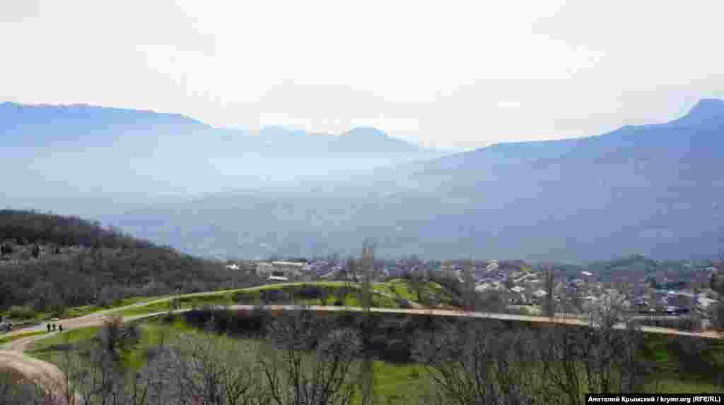 Село Лучистоє – кінцева точка туристичного маршруту