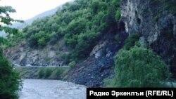 Дагестан, ламанан некъ