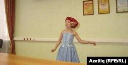 6нчы гимназиядән Ләйсән Шәрипова