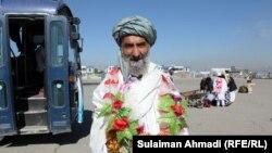 د افغانستان یو حاجي له سعودي عربه خپل هیواد ته راستون شو.