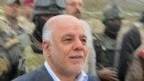 Yragyň premýer-ministri Haider al-Abadi, Ramadi, 29-njy dekabr, 2015.