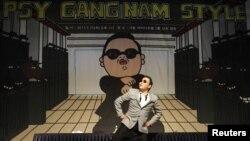 Psy в Сеуле, 25 сентября 2012