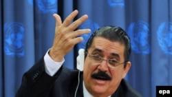 Боливарианский путь увлек президента Селайю в изгнание