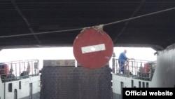 Керченська поромна переправа, ілюстративне фото
