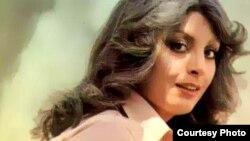 مرجان، خواننده و بازیگر و فعال سیاسی