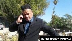 Камалдин Мамиров.