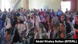 احتفالات الارمن بعيد القيامة في دهوك