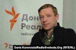Андрій Дубчак, фронтовий кореспондент Радіо Свобода