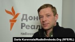 Андрій Дубчак, фронтовий кореспондент української служби Радіо Свобода