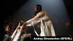Джамала на концерте в Киеве, 30 ноября 2019 год
