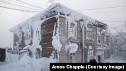 PHOTOGALLERY: Siberia's 'Pole Of Cold'