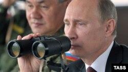 Ресей президенті Владимир Путин. Ресей, 16 шілде 2013 жыл. (Көрнекі сурет)