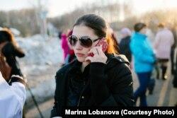 Ирина Налетова. Фото Марины Лобановой