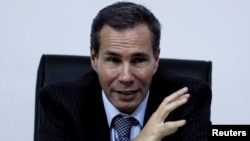 آلبرتو نیسمان، دادستان پیشین آرژانتین