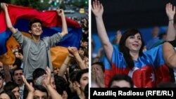 Ermənistan və Azərbaycandan çəkilmiş fotolar