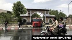 Mjesto eksplozije u jednom od napada poslednjih dana, ilustrativna fotografija