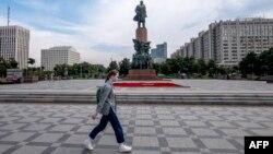 Moskva, juli 2020