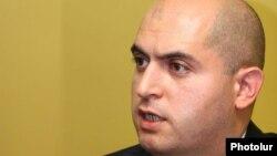 Зампред РПА, министр образования и науки Армении Армен Ашотян