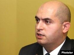 Armenia -- Education Minister Armen Ashotian.