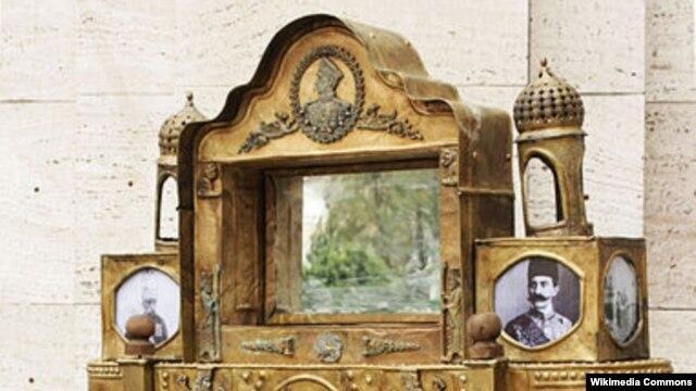 یک دستگاه شهرفرنگ در کاخ گلستان، تهران