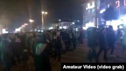 Антиправительственные протесты в Иране.
