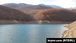 Изобильненское водохранилище