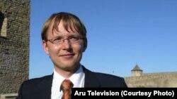 Павал Марозаў, кіраўнік праекту ARU TV