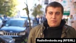 Волонтер і екс-член атестаційної комісії МВС Роман Сініцин