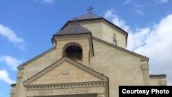 Ռուսաստան - Յակուտսկում կառուցված հայկական եկեղեցին, 7-ը սեպտեմբերի, 2014թ․