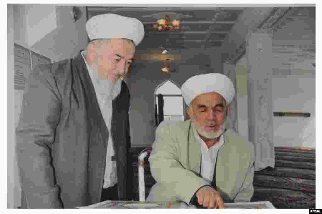 «Ислам и православие: 140 лет на земле Кыргыз #16