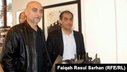 غسان غائب واحمد البحراني