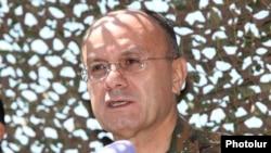 Экс-министр обороны Сейран Оганян