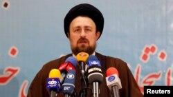 حسن خمینی در آزمون مجلس خبرگان رهبری شرکت نکرده بود.