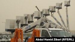 آليات صيانة الشبكات الكهربائية الجديدة في كردستان